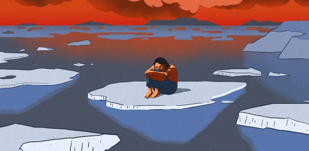 People of Colour Experience Climate Grief More Deeply